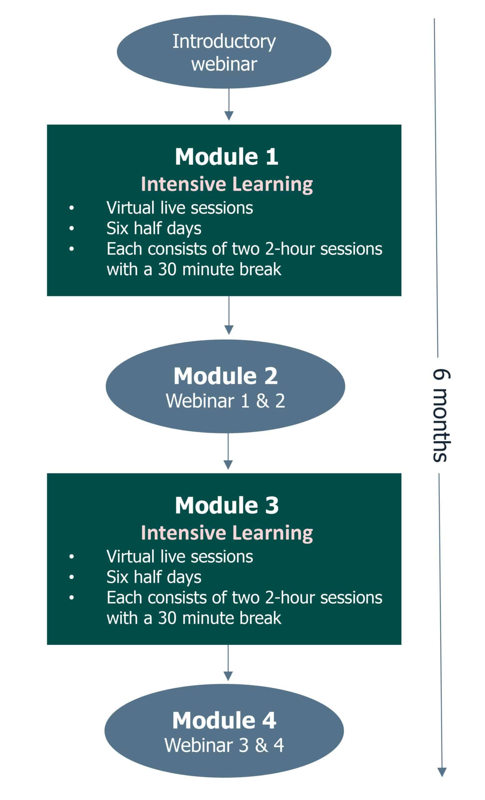 ICF accredited Coaching Programme – virtual