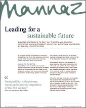 Download Leading for a sustainable future as pdf
