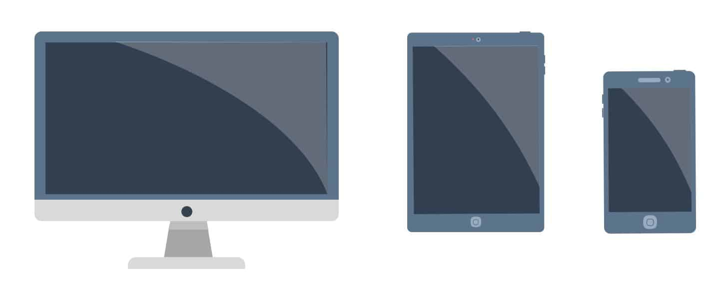 All screen sizes