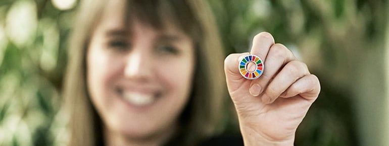 """Ledelse af bæredygtighed – """"Fra verdensmål til hverdagsmål"""""""