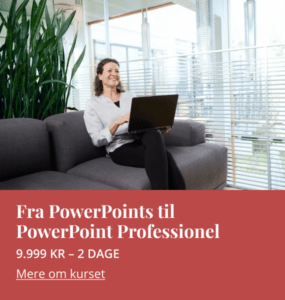 PowerPoints | Kursus hos Mannaz